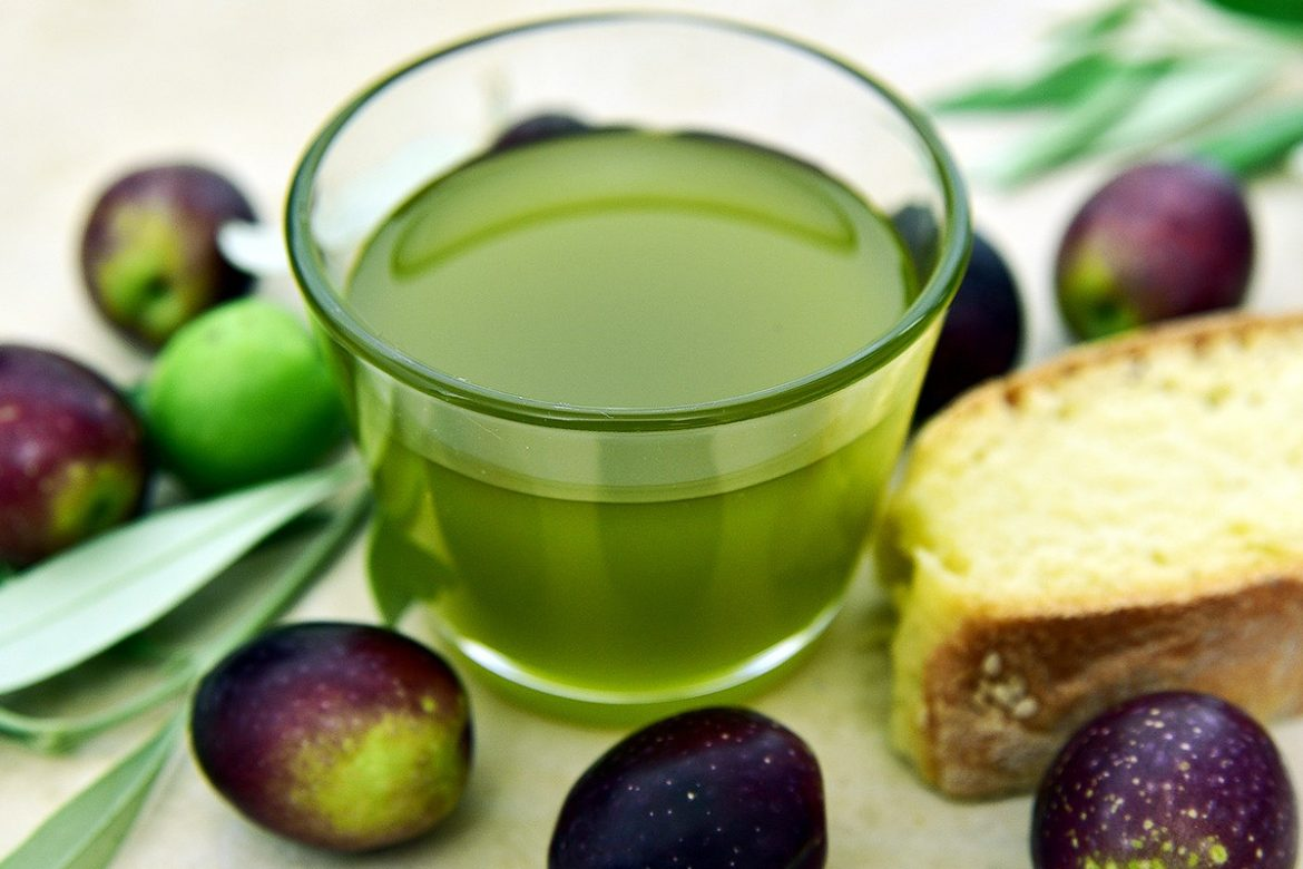 Olive oil perceived as green gold